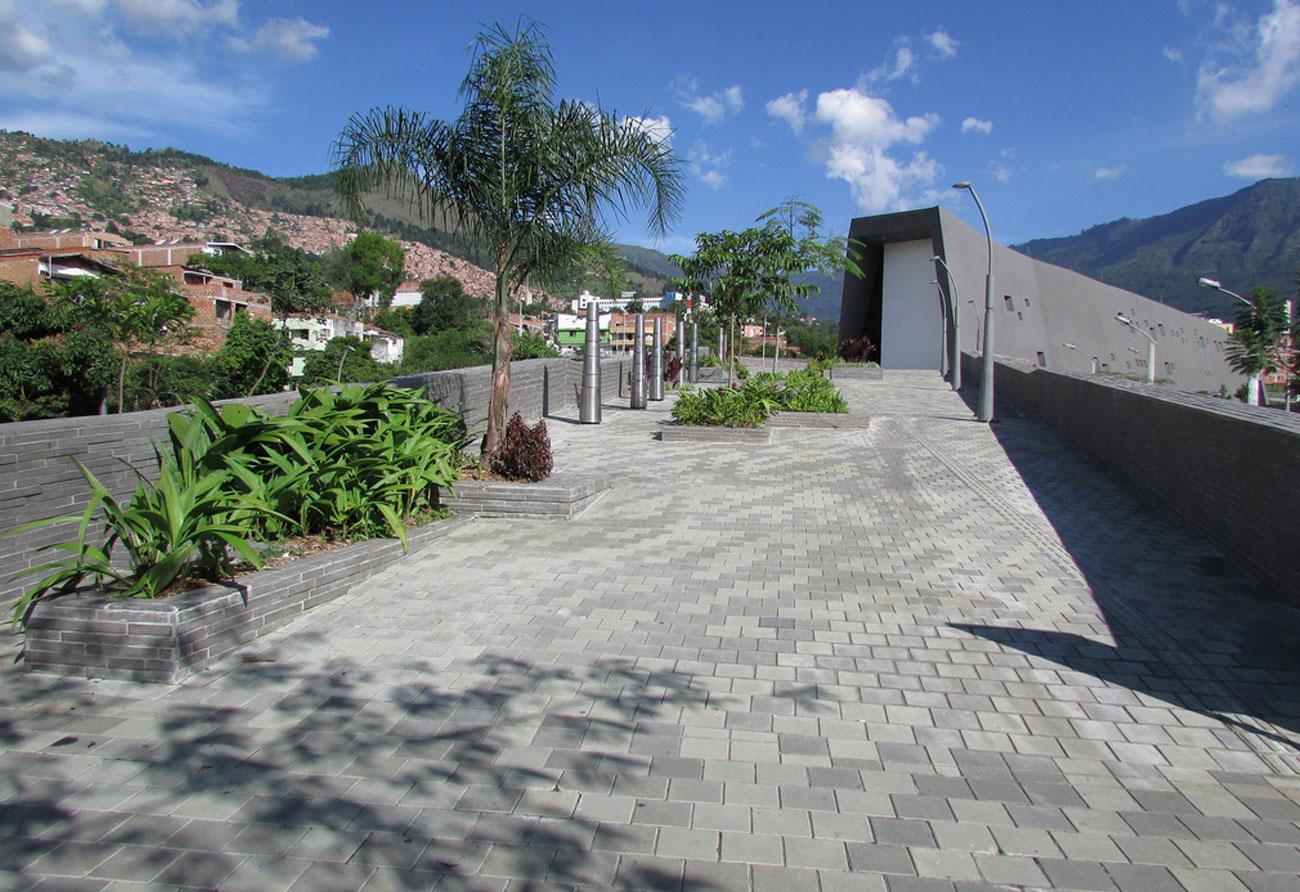 Planta Baja Estudio - Proyecto Parque Bicentenario