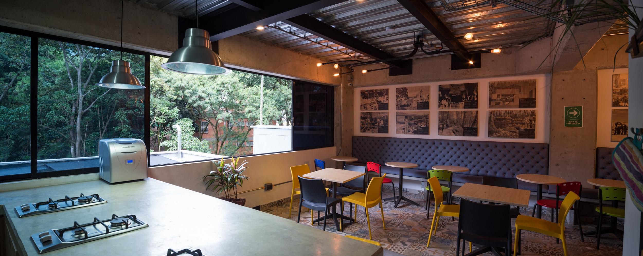 Proyecto Comercial Restaurante Los Patios