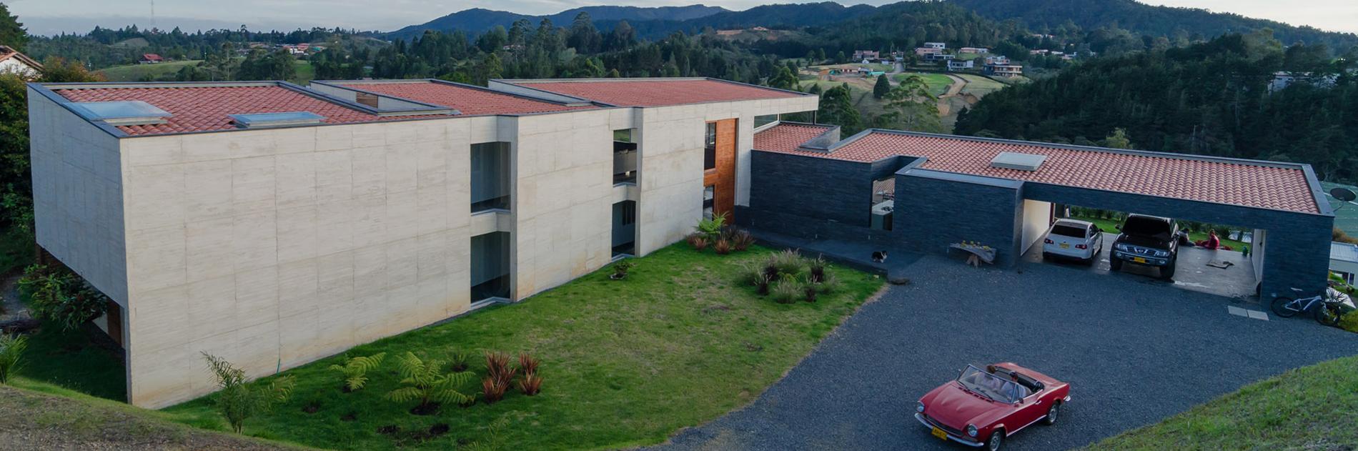 Planta Baja Estudio de arquitectura en Medellín