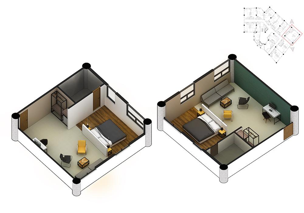 diseño y arquitectura de hoteles