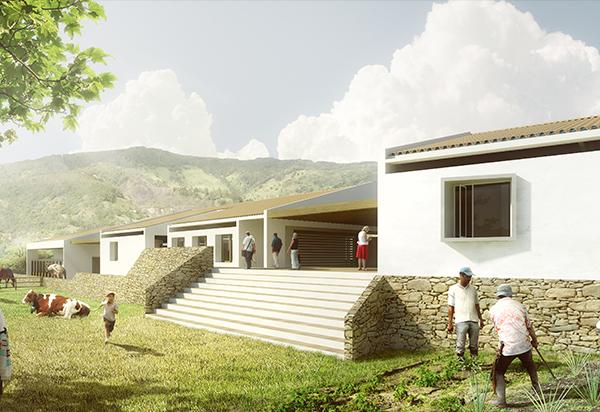 Concurso de arquitectura en Colombia