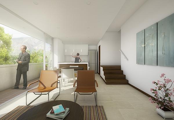 vivienda multifamiliar estudio de arquitectura
