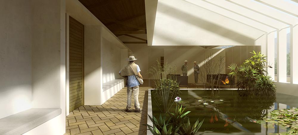 Concurso arquitectónico en Colombia