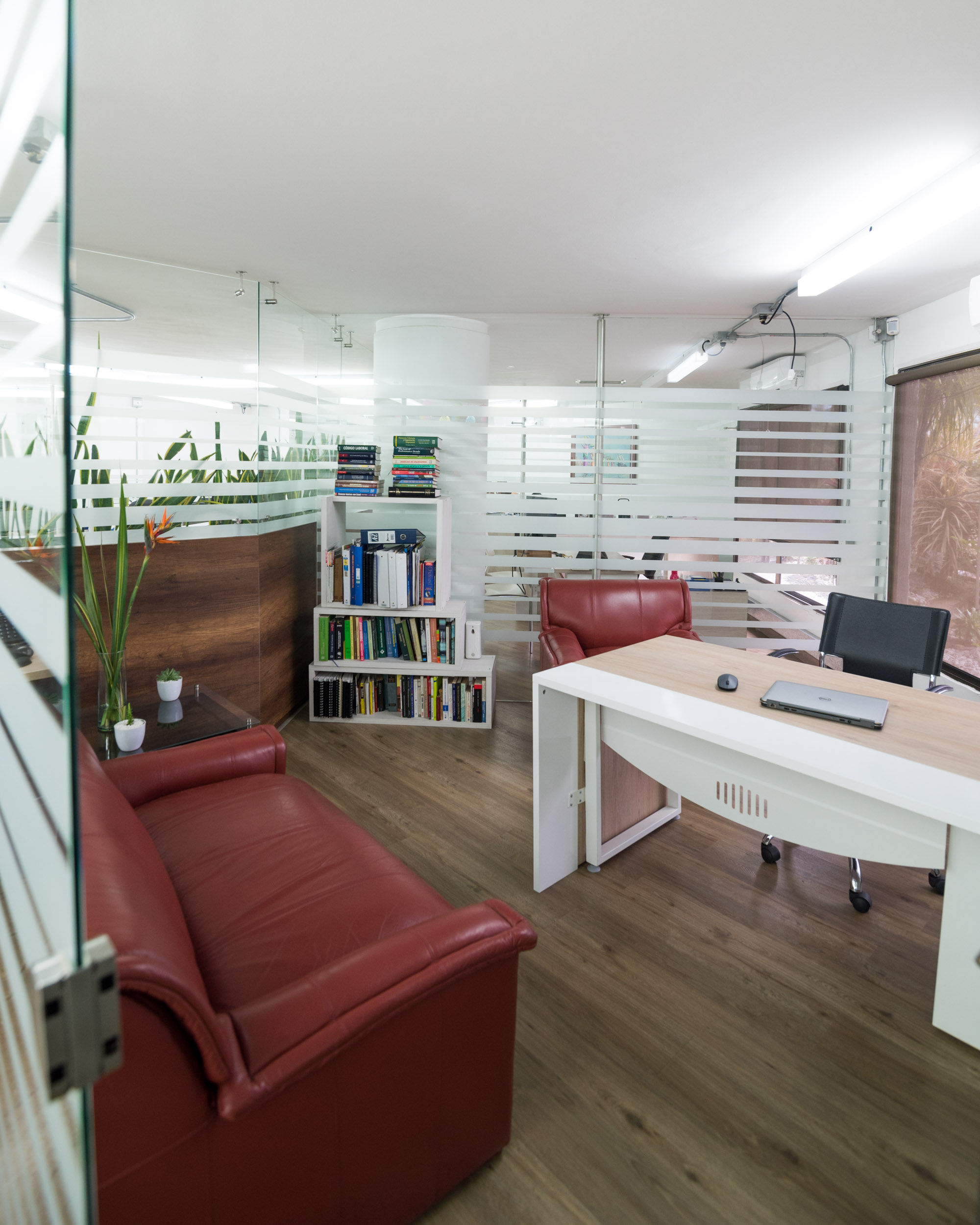 Decoración de interiores despacho