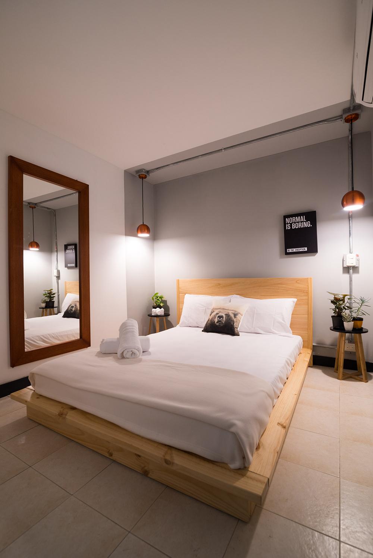 Hotel Selina habitación