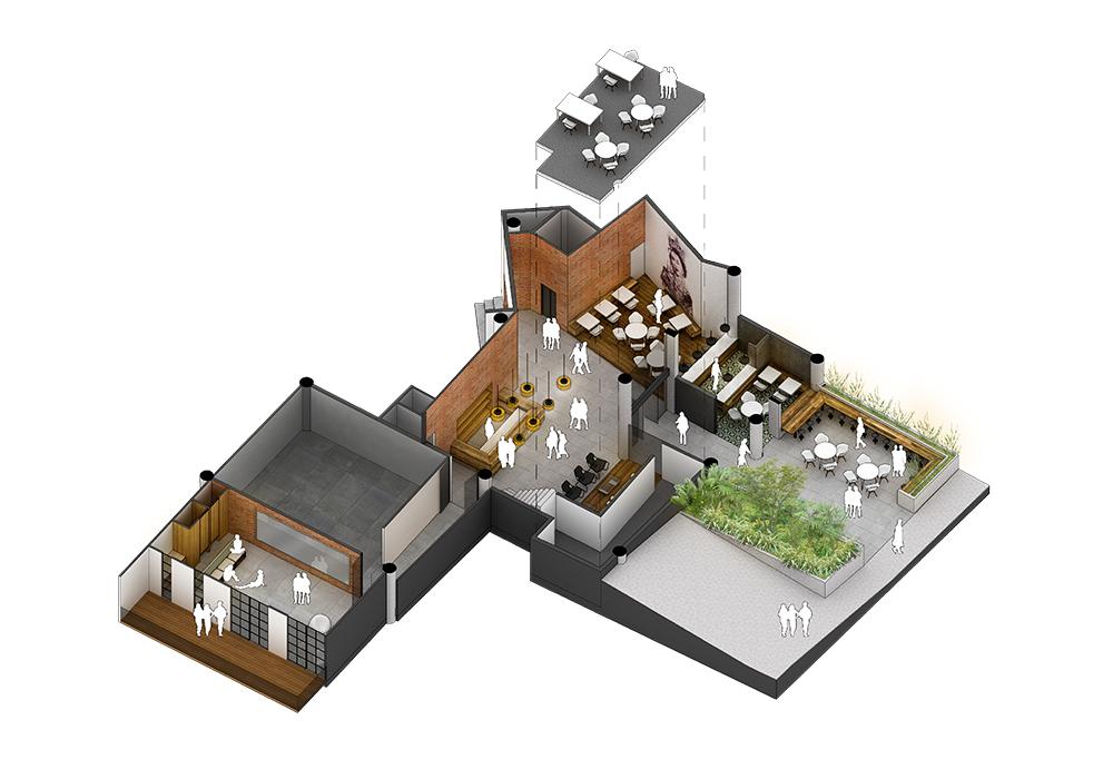arquitectura de hoteles