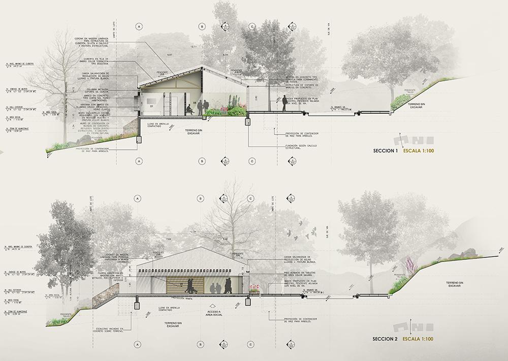 Concurso de arquitectura en Medellín
