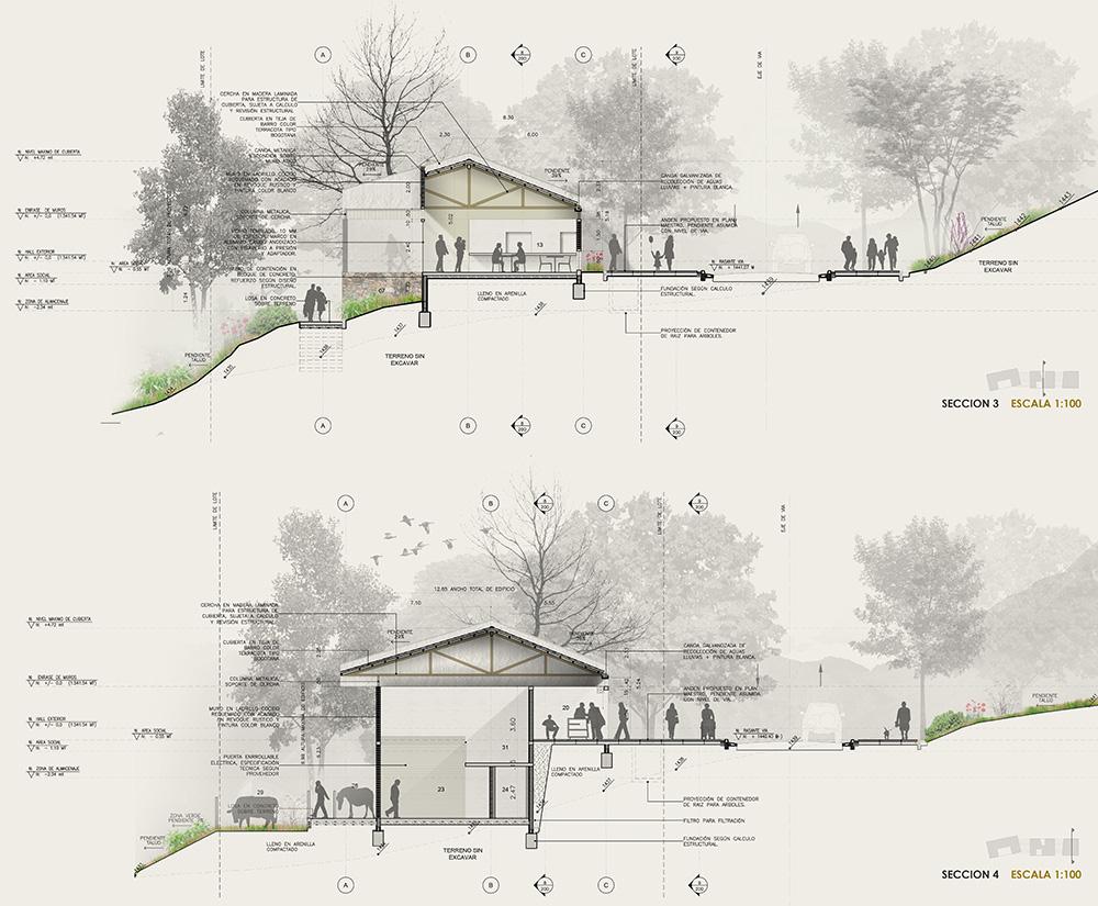 Concurso Planta Baja Estudio de Arquitectura