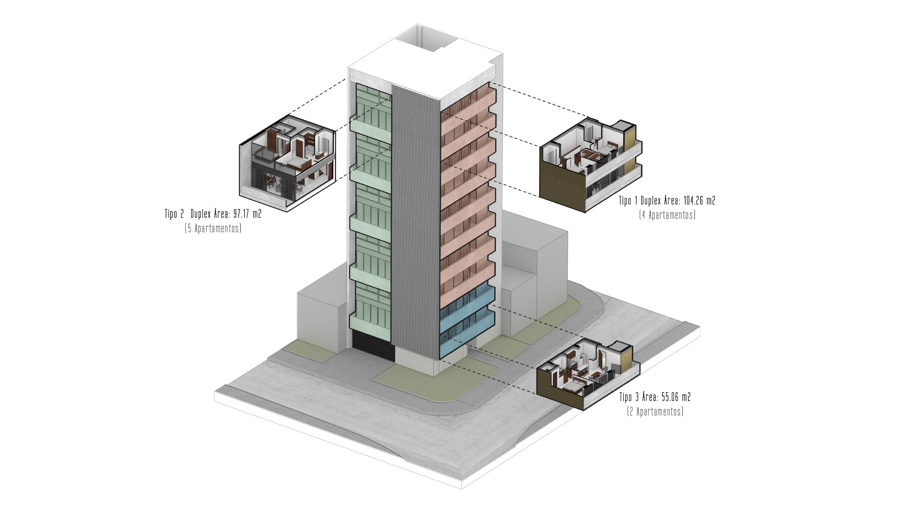 Esquema edificio